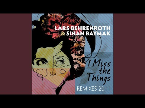 I Miss the Things (Stephen Rigmaiden Remix)