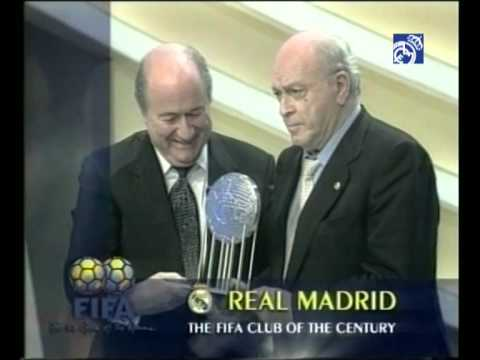 Alfredo Di Stéfano, un emblema del club