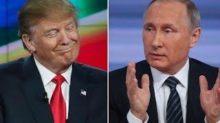 """USA КИНО 1107. Ох уже эти переводчики! Путин и Трамп: """"моя твоя не понимай"""""""