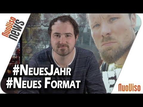 #NeuesJahr #NeuesFormat - NuoViso News #41