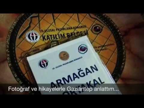 19.Ulusal Pazarlama Kongresi - Gaziantep sunumu