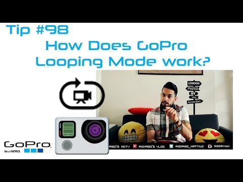 GoPro HD: Tip #98 How Does Looping Mode Work?