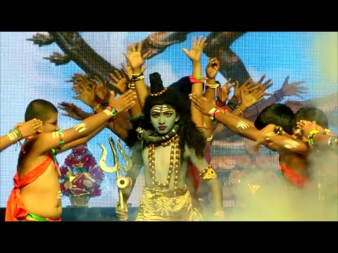 Shiva Thandavam Dance