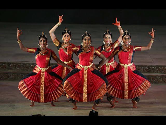 Naatakurinji Varnam - Konark Festival 2020 - Sridevi  Nrithyalaya - Bharathanatyam Dance