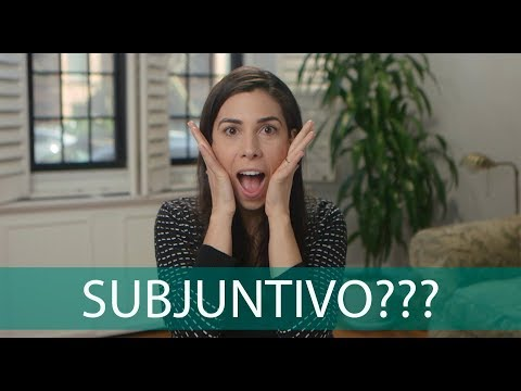 Intermediate & Advanced Portuguese: SUBJUNTIVO  Speaking Brazilian
