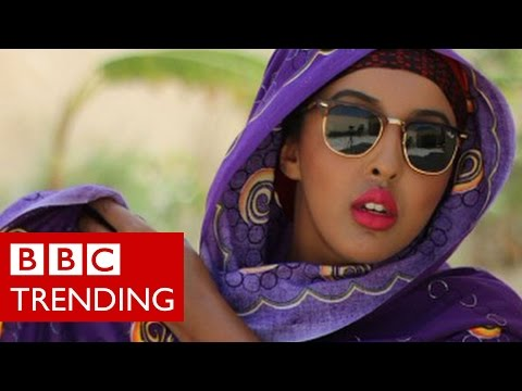 Somalia's where it's at - Instagram star uses humour to show the new Somalia - BBC Trending on YouTube
