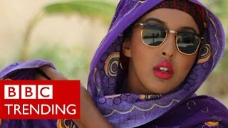 Somalia's where it's at - Instagram star uses humour to show the new Somalia - BBC Trendin