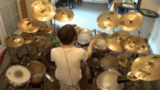Dream Theater-Overture1928/Strange Deja Vu Drum Cover