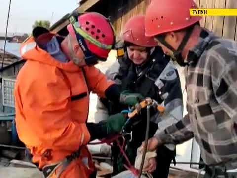 Подъем воды в Тулуне ожидают до 1500 сантиметров