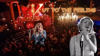 Cut To The Feeling played during Kylie Pre-Show at Cafe De Paris in London on 13th March 2018