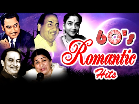 60's Romantic Hits l Non-stop 21 Hindi Love Songs l Jukebox