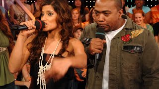 Nelly Furtado & Timbaland On TRL (2006)