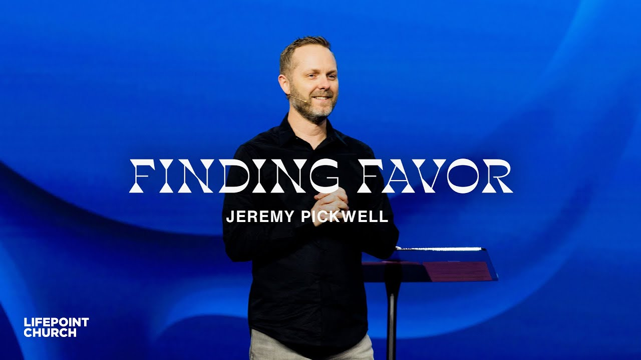 Download Finding Favor   Jeremy Pickwell
