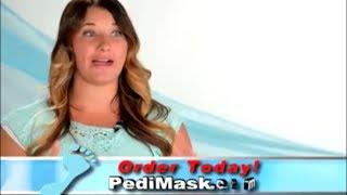 PediMask As Seen On TV Commercial PediMask As Seen On TV Foot Mask | As Seen On TV Blog
