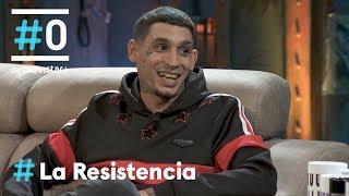 LA RESISTENCIA - Entrevista a El Jincho   #LaResistencia 09.03.2020
