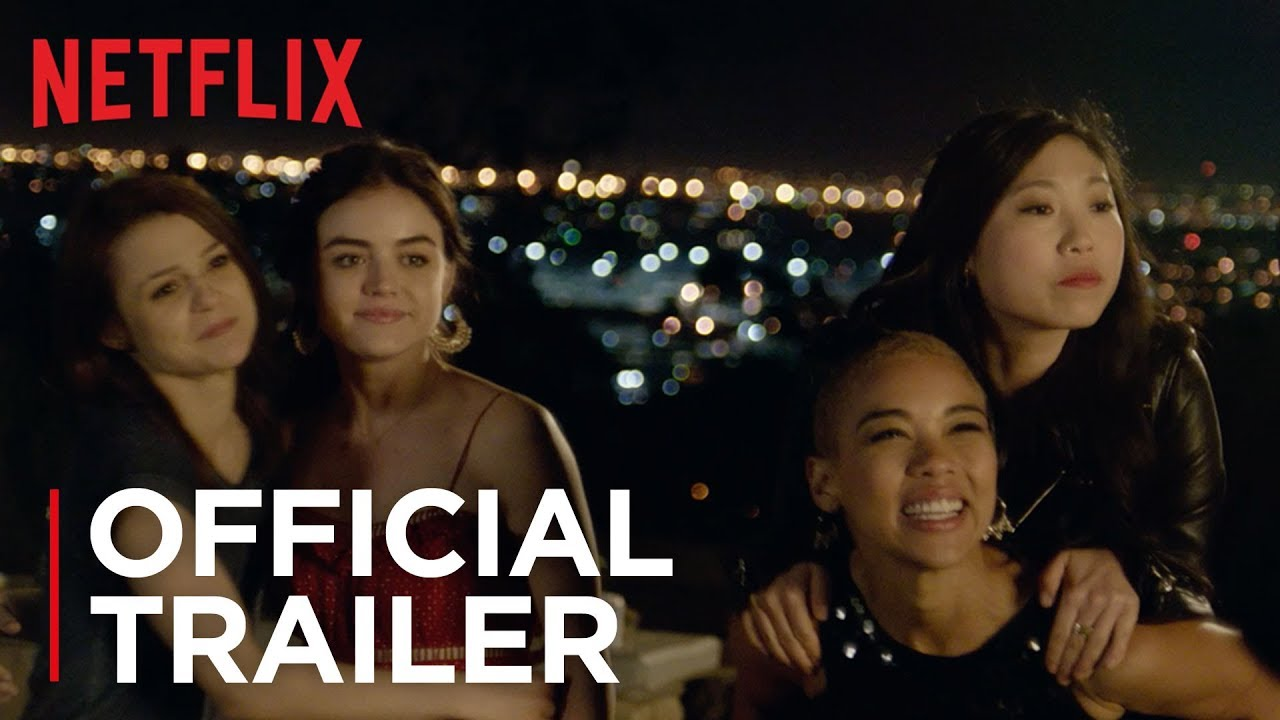 Dude' Review: Lucy Hale Sparks Up Netflix's Raunchy Stoner Comedy