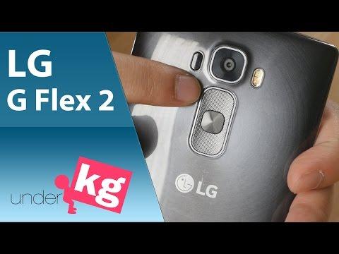 [KR] LG G Flex 2 소개 (G 플렉스2) [4K]