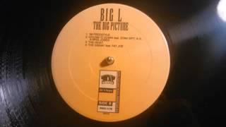 Big L feat. Fat Joe - The Enemy (DJ Premier Prod. 1997/98)