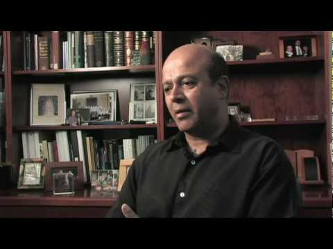 Abraham Verghese - Inspiration for Cutting for Stone