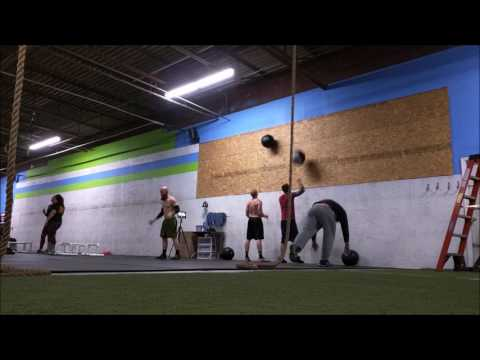 CrossFit Equity: Wall Balls and Burpees