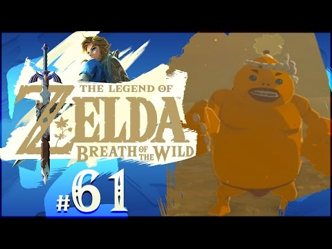 The Legend of Zelda: Breath of the Wild - Part 61 | Frost Talus + Endurance Contest!