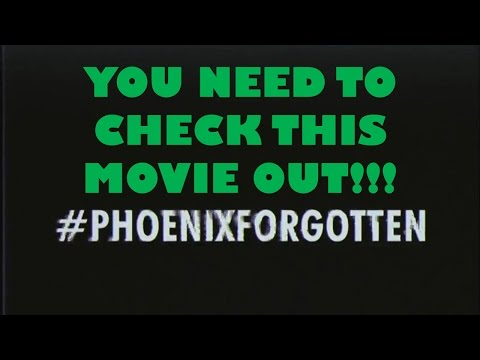 Thumbnail: YOU NEED TO SEE THE TRAILER FOR THIS MOVIE!- PHOENIX FORGOTTEN: Trailer Description and Discussion
