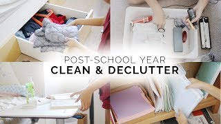 Clean & Declutter With Me