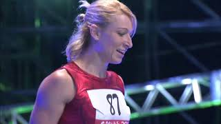 Jessie Graff made history! In  Sasuke 34