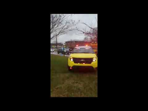 RAW VIDEO: School shooting in Great Mills, Maryland