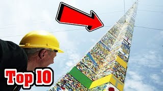 Top 10 AMAZING FACTS About LEGO