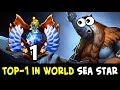 TOP-1 in the WORLD — SEA star inYourdreaM