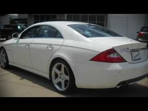 2006 Mercedes Benz Cls Class Cls55 Amg Coupe In Arlington