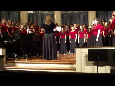 AND SO IT GOES- Voorhees Choir 2010