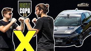 Round 3! Bola E Mococa (+ Menino Do Interior) Saem No Mano A Mano No Honda Accord - Acelecopa 2.0 #3