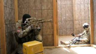 Outlawz Airsoft at Jungle Island - Hostage 1