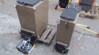 Котел Холмова Energy Wood 6кВт 8кВт полочный теплообменник и целая ночь горения от Тепло Без Газа(, 2019-02-24T19:50:26.000Z)