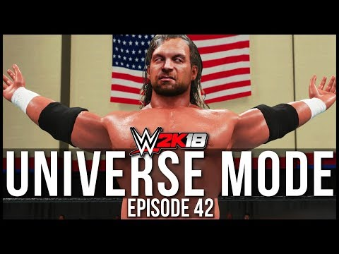 WWE 2K18 | Universe Mode - 'OMEGA ARRIVES!' | #42