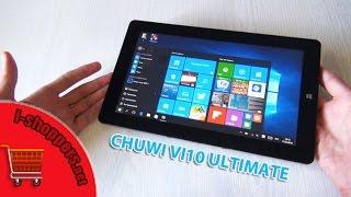 Обзор CHUWI VI10 ULTIMATE 64 GB - отзыв о планшете (игры, тесты, производительность)