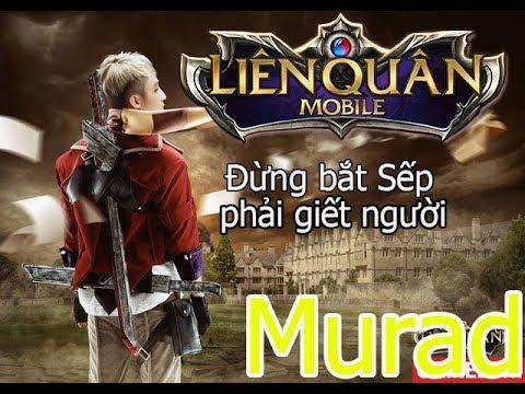[LQ] Cách lên đồ và chơi Murad mùa 7,1 combo 1 mạng
