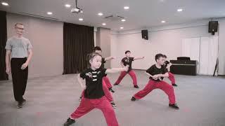 武舞 Kung-fu Dance