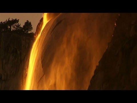 Strangest Weather On Earth: Liquid Gold!