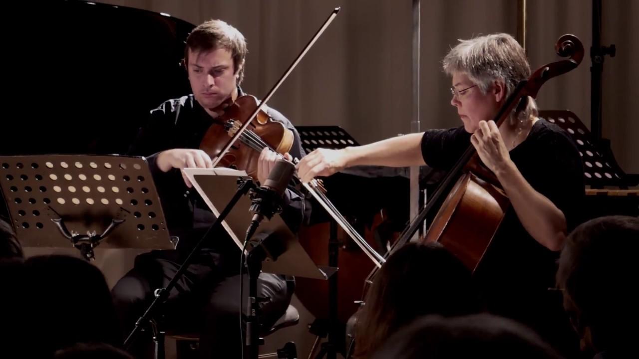 Gérard Grisey Vortex Temporum Ensemble Recherche Youtube