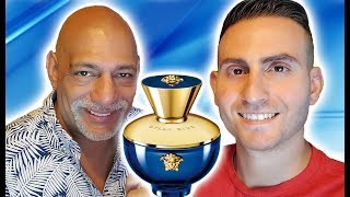 Versace Dylan Blue Pour Femme Fragrance Review / Perfume Review