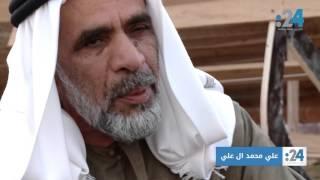 """""""أهل البحر"""" ومنتوجاتهم البحرية.. التراثية في مهرجان الشيخ زايد التراثي"""