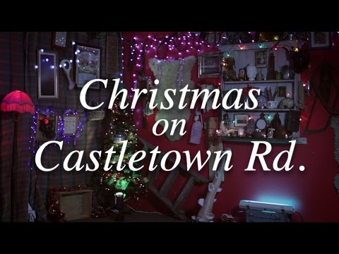 Christmas on Castletown Rd.
