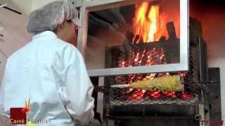 Le Gâteau à la Broche du Carré Fermier - RECETTE TRADITIONNELLE - Bigorre - Partenaire Tv Izard