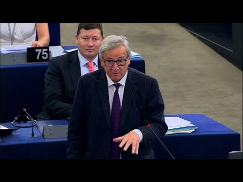 Juncker slams 'ridiculous' EU parliament