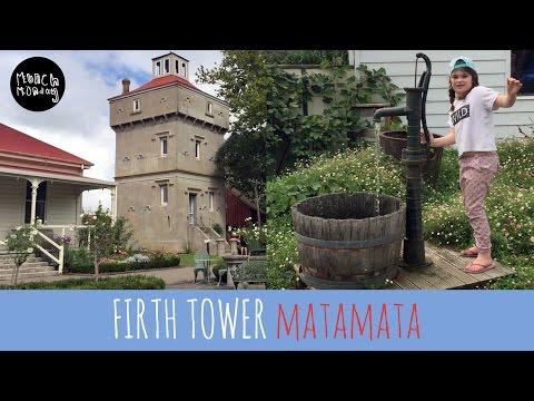 kids travel vlog   Firth Tower Museum, Matamata (EP41)