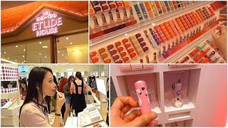 Vlog : Etude House Flagship Store In Sunway Pyramid, Malaysia