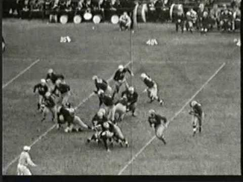 Tom Harmon tribute